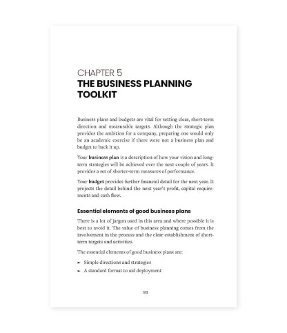 Call A Business Angel Internal Pages