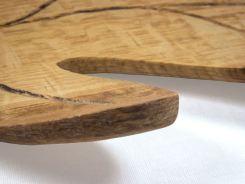 Oak Leaf (detail)