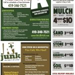 Now Offering Tree Removal, Mulch, Sand, Stone, Gravel, TopSoil