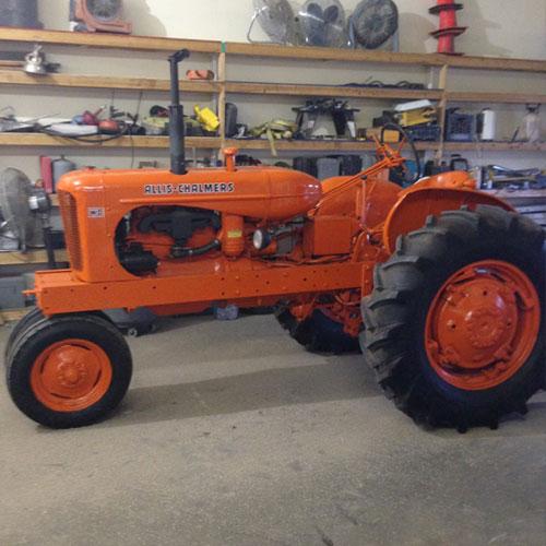 Late Model (Pre-1990) & Classic Truck, Tractor & Equipment Repair & Maintenance