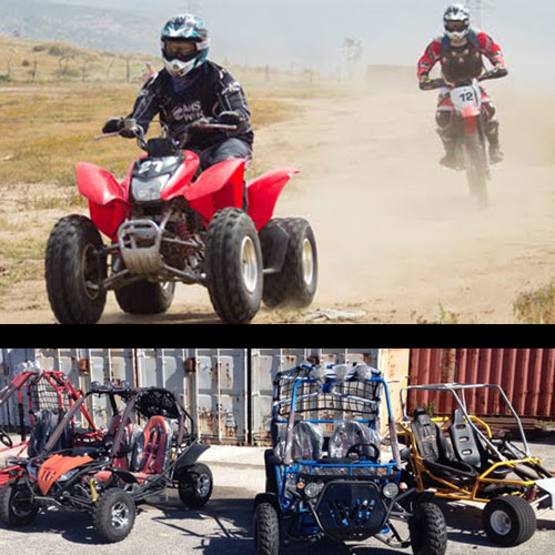 GoKart, Dirt bike & ATV Repair & Maintenance Services