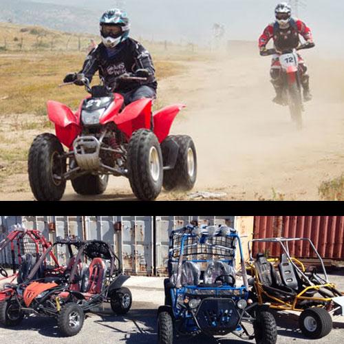 GoKart, Dirt bike & ATV Repair & Maintenance Services