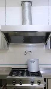 kitchen hood venting should it vent