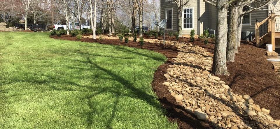 landscaping, dalton, ga