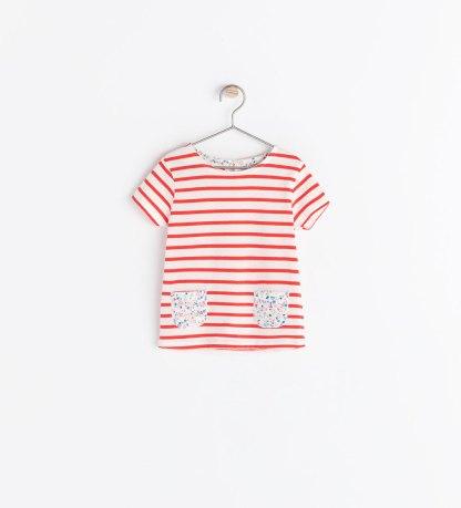camiseta bebe zara niña2