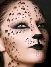 Halloween Makeup - Animales