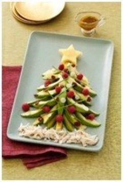 Feliz Navidad Avocado