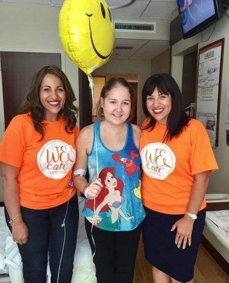 "Lisa Stem Cell - ""WE CARE CHEMO KITS"" is making a big difference in a big city like Miami and  they welcome your help"