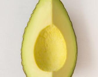 Avocado Slice Beauty Shot - Los Aguacates Frescos y Dietas Maternas