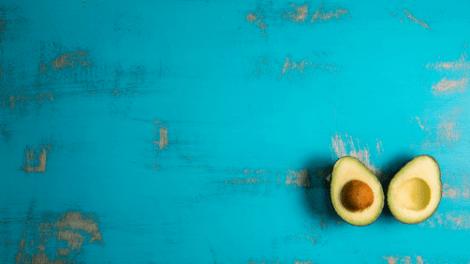 BLUE AVO - Mes Nacional de Frutas y Verduras