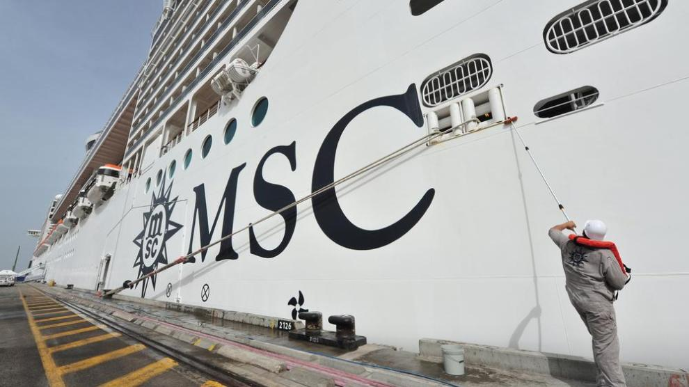 msc - Miami-Dade County solidifies partnership with MSC Cruises