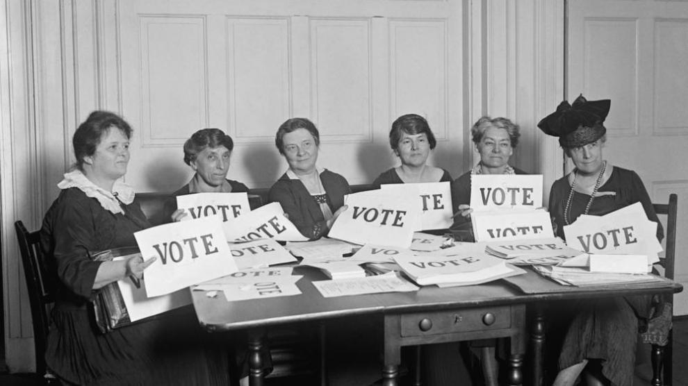Review ballot content