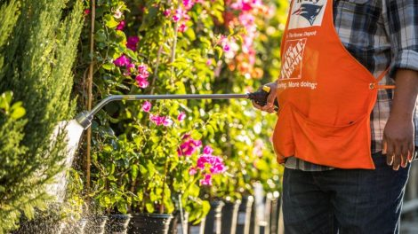 Image1 - The Home Depot is preparing for spring, the company's busiest selling season, by hiring 500 associates in Miami.