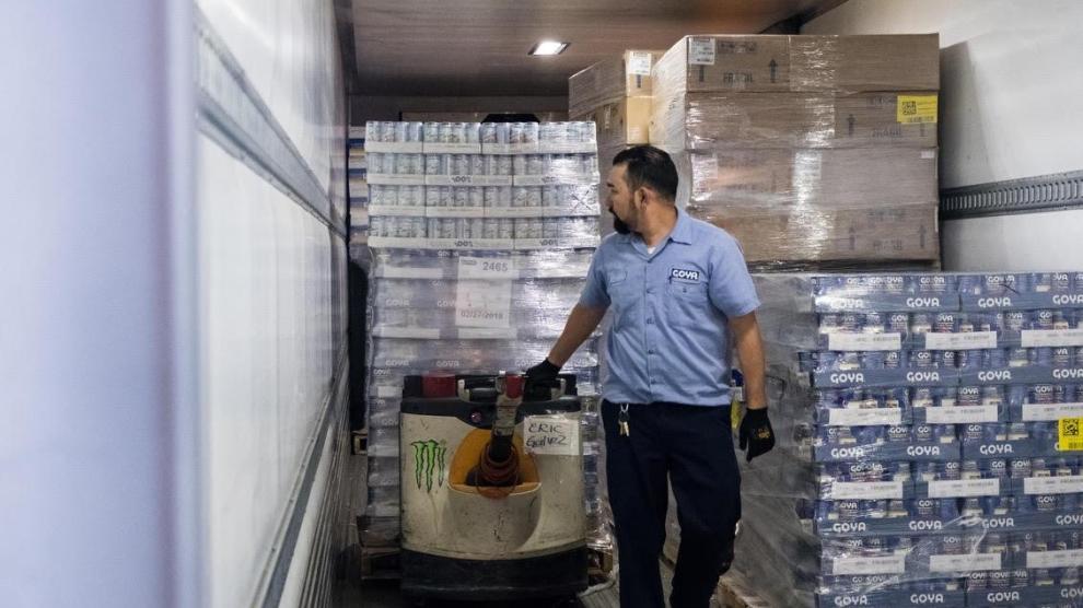 Goya - GOYA FOODS SE COMPROMETE A DONAR 200 TONELADAS MÉTRICAS DE ALIMENTOS AL PUEBLO VENEZOLANO