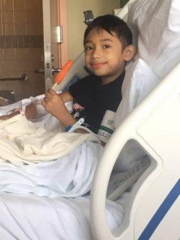 image001 - Un Niño de Siete Años Necesita La Ayuda de la Comunidad Hispana para Salvar Su Vida