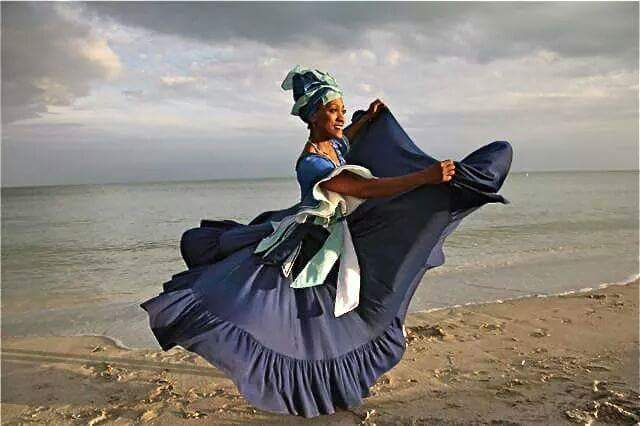 Marisol Blanco Afrocuban dance instructor
