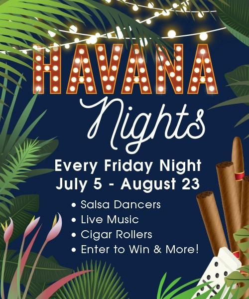 Havana nights at Dolphin Mall