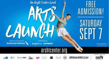 ArtsLunch2019 Promotional Flyer