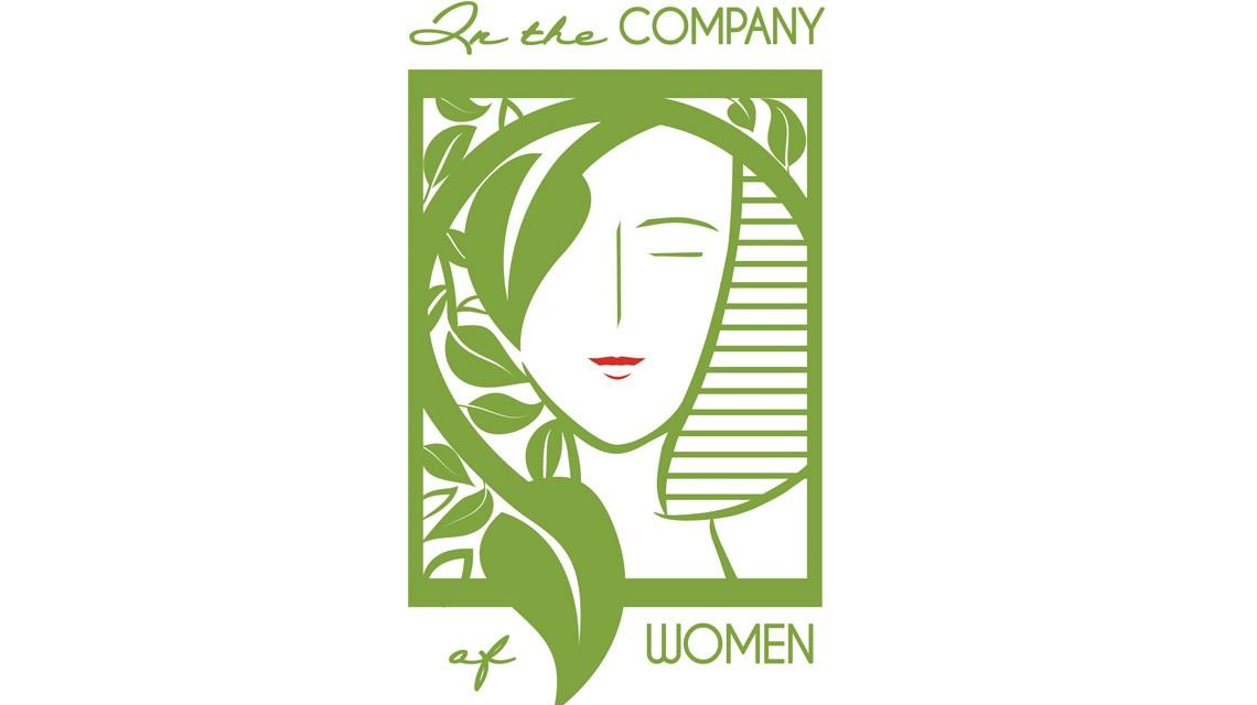 In the Company of Women Logo