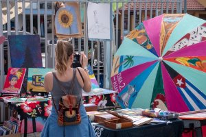 """ULH 2018 29 300x200 - Join us for the """"Umbrellas of Little Havana Art Festival"""" Dec 6,7, and 8 during Art Basel Miami"""