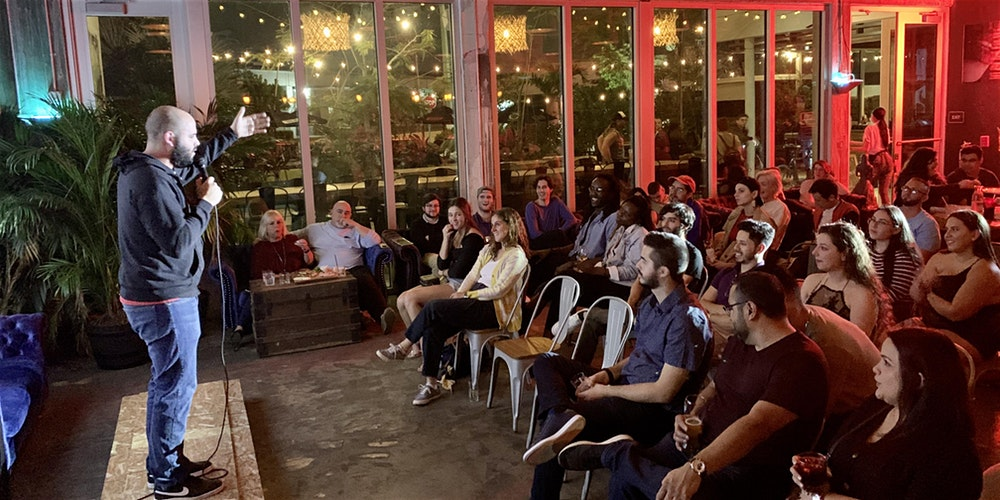 miamicomedysunsetyard - Top 8 Stand Up Comedy Nights in Miami