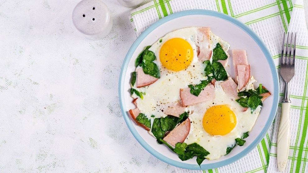 Awesome keto diet eggs