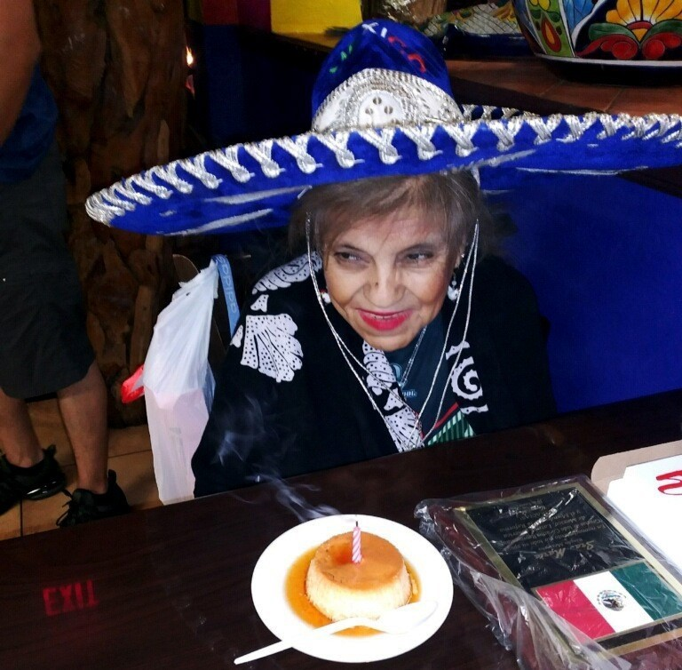 ibarra bday - Mi Rinconcito Mexicano is your home away from home