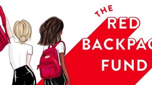 The Red Backpack Fund