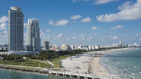miami 1198921 1280 - Los disturbios obligan la cancelación de la reapertura de playas