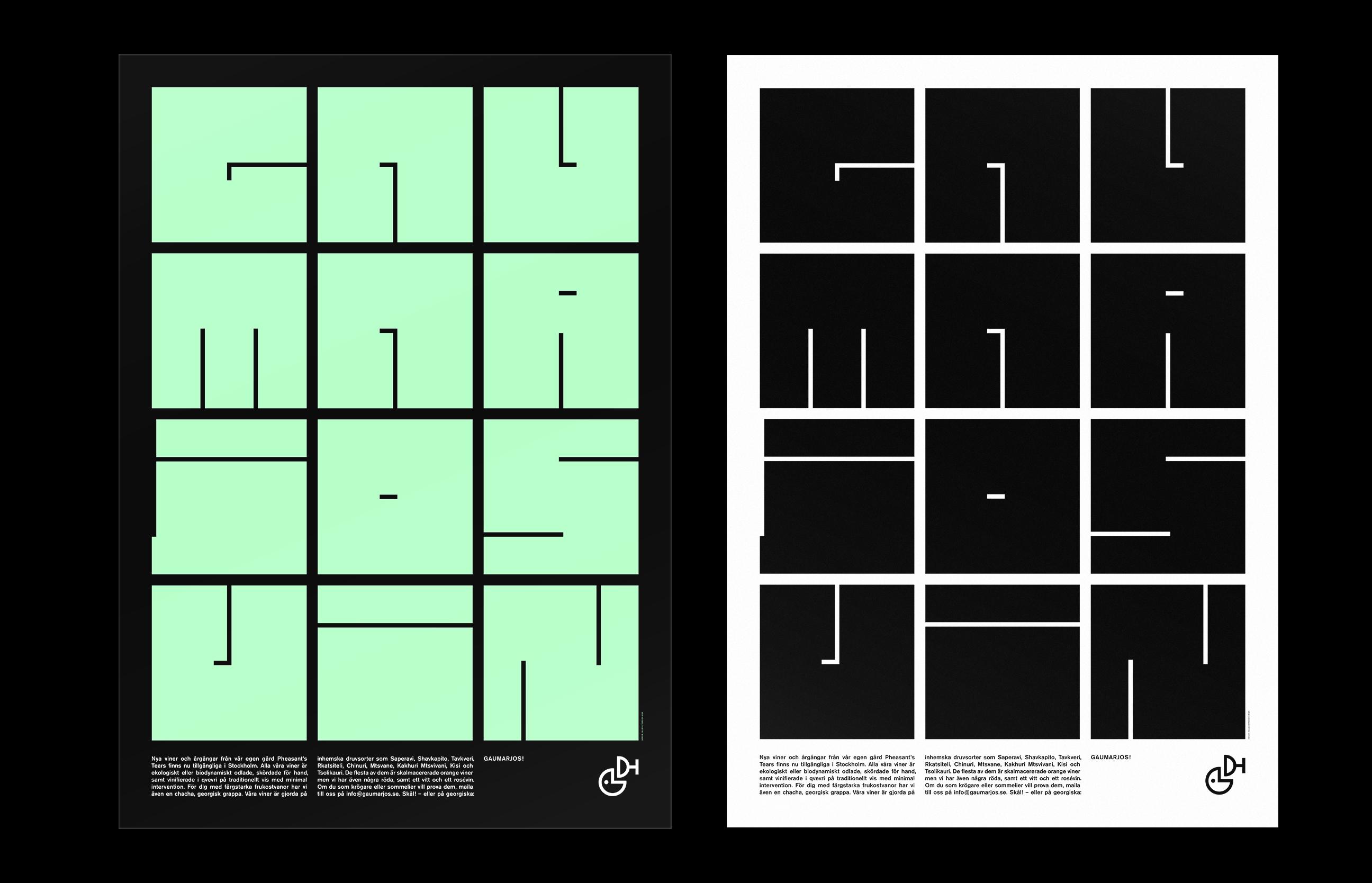 Gaumarjos Posters September 2018