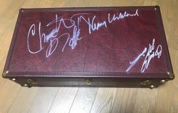 ウィントン・マルサリスのサイン
