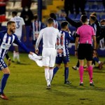 Eliminado Real Madrid de la copa del Rey