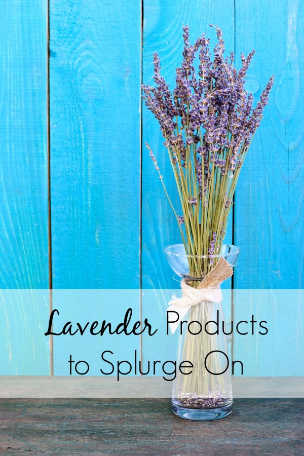 Lavender products I can't live without. A lavender garden thrives in mid summer, but you can have the benefits of it year round with these products - whether you're into gardening or not! If I could only take all of you to that festival!!!