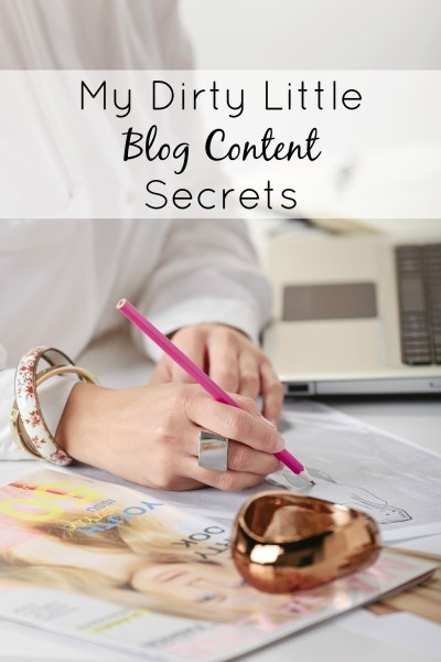 Blog content ideas for those days you have writer's block and need a little blog inspiration. The generator links are perfect!
