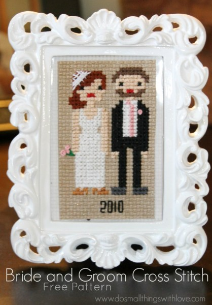 bride-and-groom-cross-stitch-tutorial-and-pattern