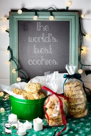 World's Best Cookies make great gifts
