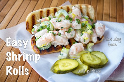 Easy Shrimp Rolls