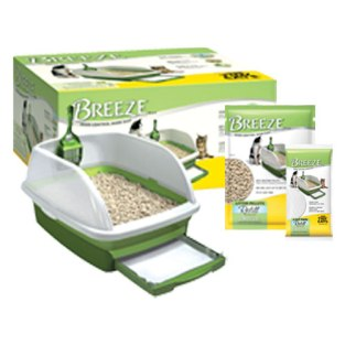 Tidy Breeze Litter System