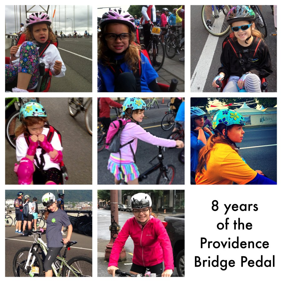 8 Years of the Providence Bridge Pedal