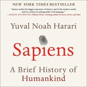 I started Sapiens by Yuval…