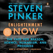 I finished Enlightenment Now by…
