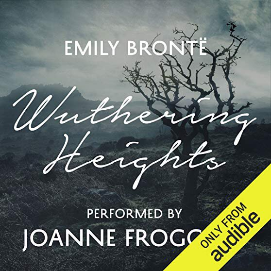 I started Wuthering Heights by…