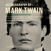 I started Autobiography of Mark…