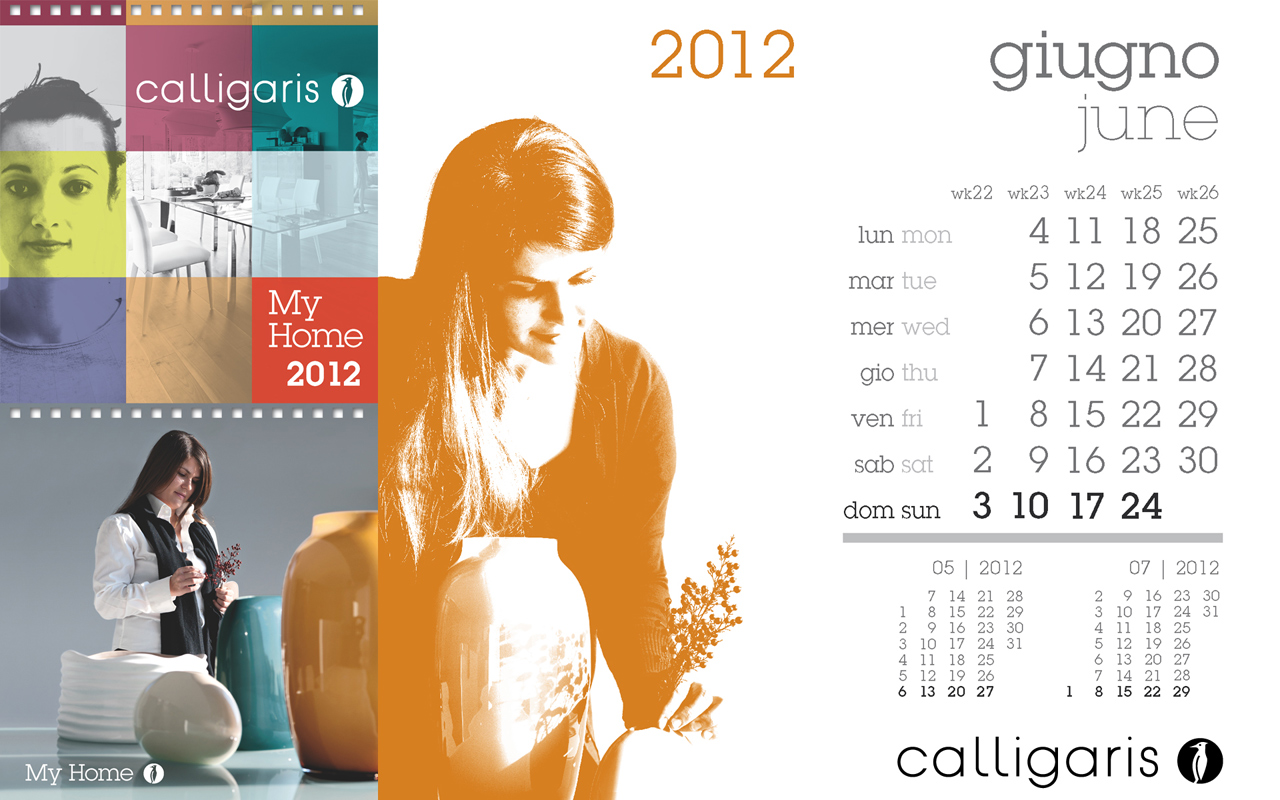 Calligaris My Home: Giugno 2012