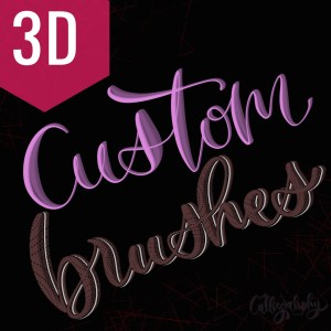 3d custom brush thumbnail