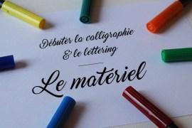 Matériel calligraphie - Calligraphique