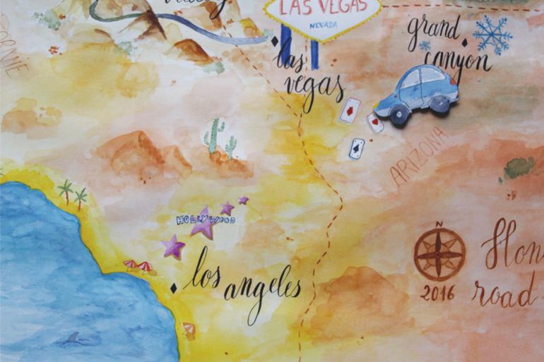http://calligraphique.com/carte-usa-aquarelle-calligraphie/
