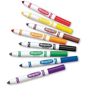Crayola Broad Tip Marker Set