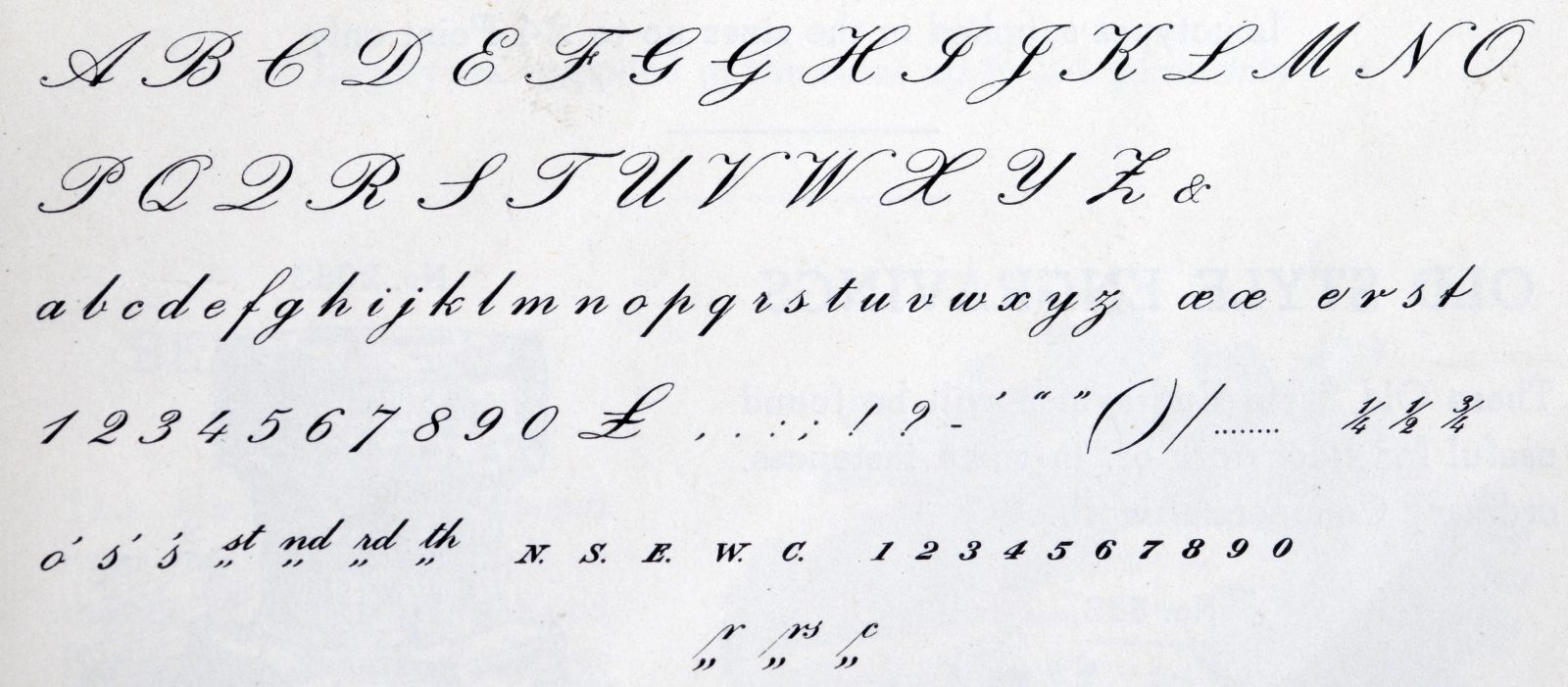 image relating to Copperplate Calligraphy Alphabet Printable known as Innovative Calligraphy for Newcomers - Very simple Strokes No cost