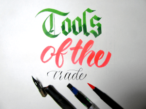 Calligraphy-Tools